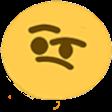 :GWbruhThonkNoHands: Discord Emote