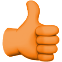 Emoji for thumbsup