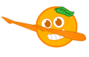 Emoji for orangePeelDab