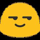 Emoji for blobamused