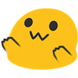 :BlobGimme: Discord Emote