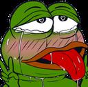 :PepeGasm: Discord Emote