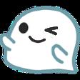 :ghostwink: Discord Emote