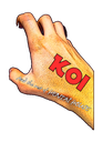 Emoji for lewdhand