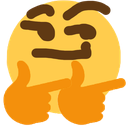 :ayyethink: Discord Emote