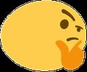 Emoji for Fat_Think