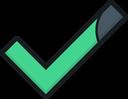 Emoji for greentick
