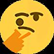 Emoji for Thooking