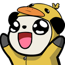 :RooHappyDuck: Discord Emote