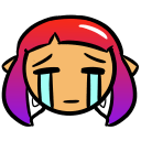 Emoji for cry2