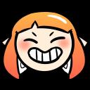 Emoji for grin2