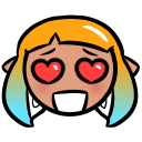 Emoji for heart2
