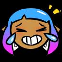 Emoji for laughing2