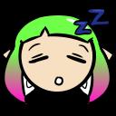 Emoji for sleep