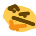 Emoji for thinkingevenmore