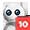 :Ping10: Discord Emote