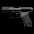 Emoji for pistol