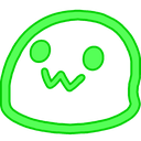 neonblobgreen