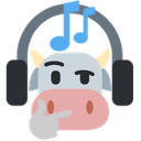 Emoji for moosic