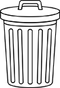 Emoji for trashcan