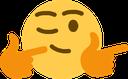Emoji for fingergunsright