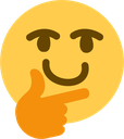 Emoji for Thadinking