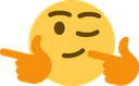 Emoji for fingergunsleft