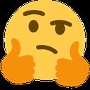 Emoji for HuhGoodJob