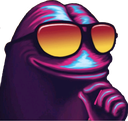 Emoji for RetroPepeThink