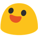 Emoji for blobsmile