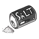 Emoji for salty