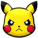 Emoji for PikachuAngry
