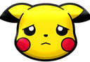 Emoji for PikachuSad