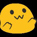 :blobreachreverse: Discord Emote
