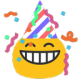 Emoji for party