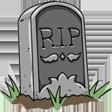 Emoji for RIP