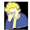 :FalloutFacepalm: Discord Emote