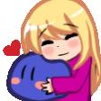 Emoji for hugs