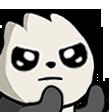 :PandaFightMe: Discord Emote