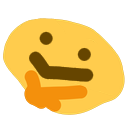 Emoji for AmiThinking