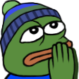 :MonkaBlessUp: Discord Emote