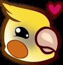 Emoji for birb