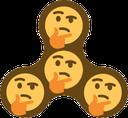 Emoji for handspinner