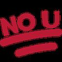 :NoYou: Discord Emote