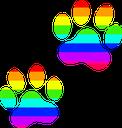 rainbow_paws