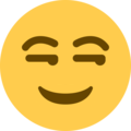 Emoji for Amused