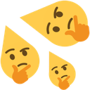 :thinking_drops: Discord Emote