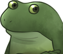 Emoji for hmmfrog