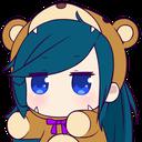 Emoji for mibearhug