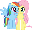 Emoji for RainbowFluttershy